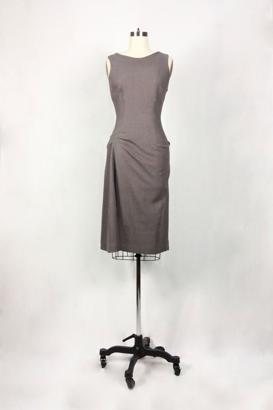 Image of Athenea Dress (Gray)