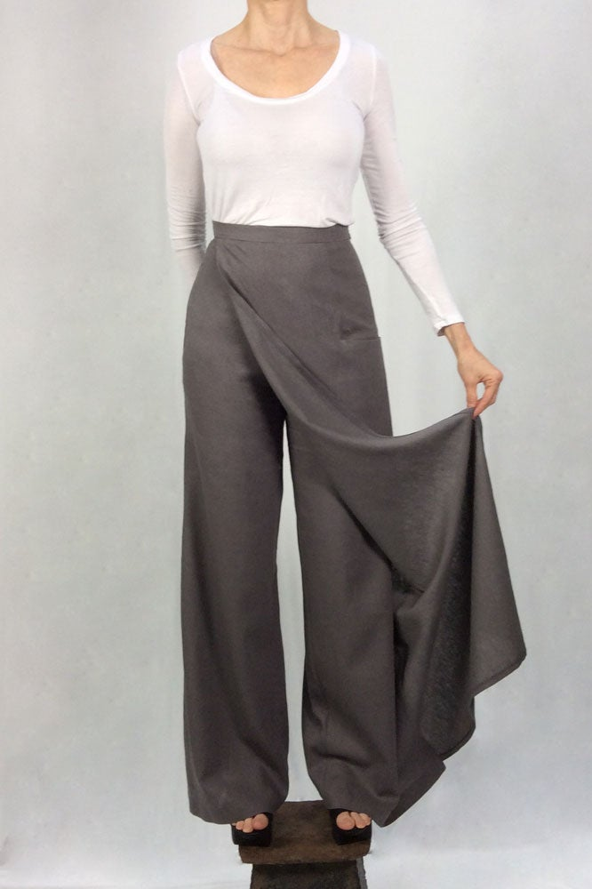 Image of Empire Pant (Gray)