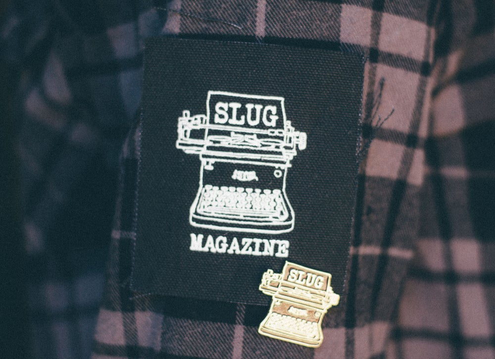 Image of SLUG Mag Patches