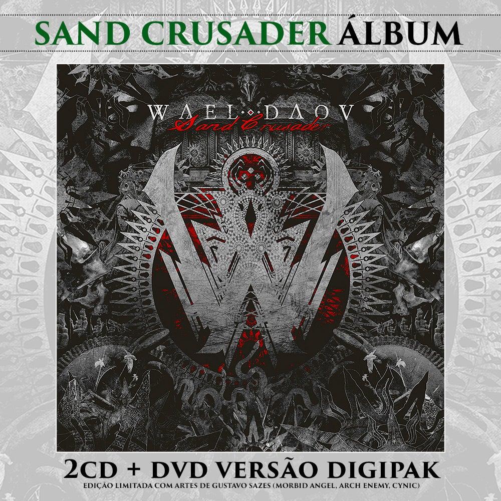 Image of SAND CRUSADER álbum