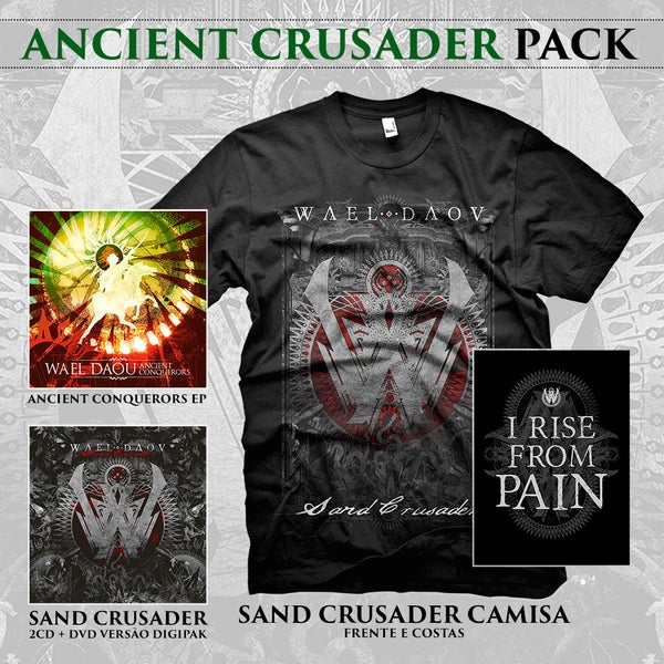 Image of ANCIENT CRUSADER PACK