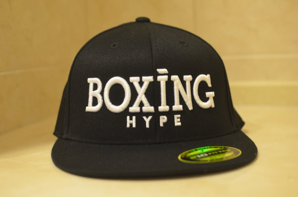 Image of BoxingHype Classic Fitted Hats