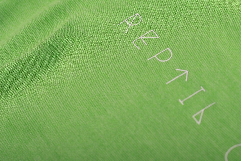 Image of Camiseta PLANETS Verde Marl