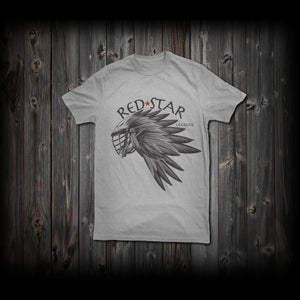 "Image of Red Star ""War Bonnet"" - Tee"