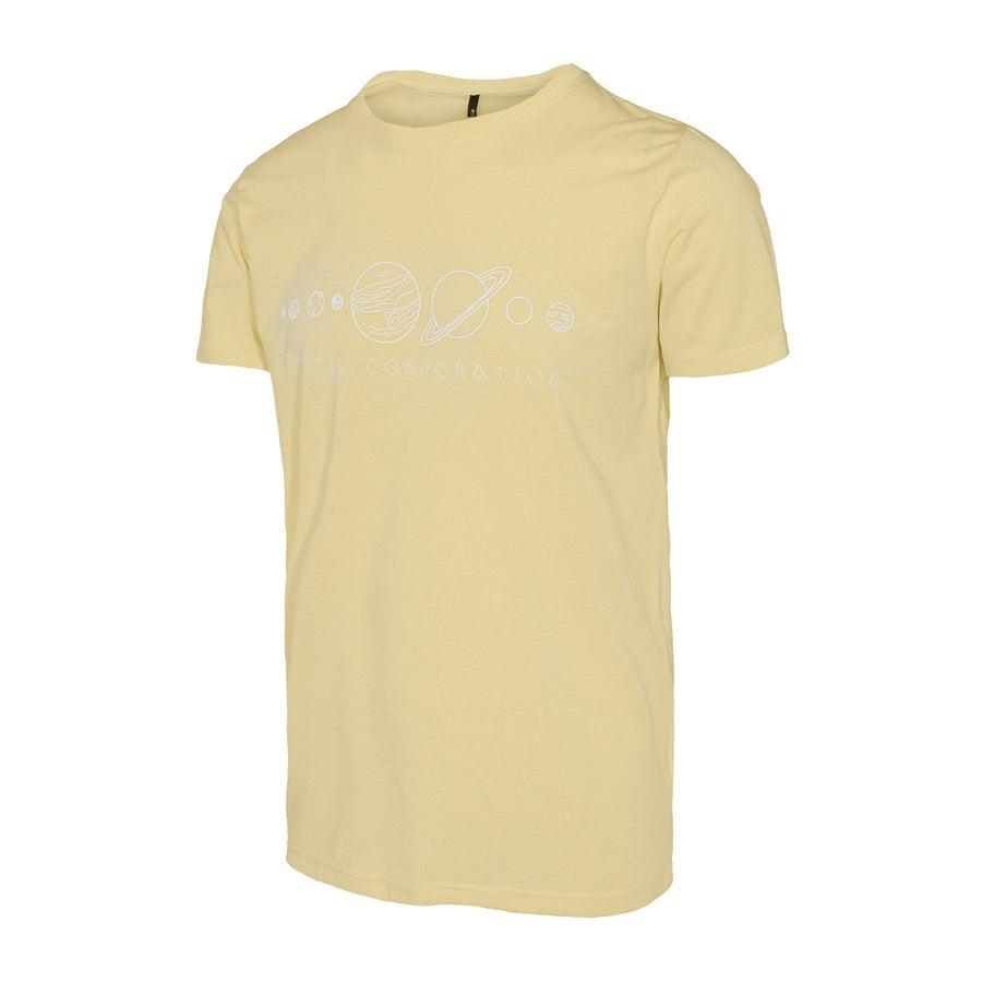 Image of Camiseta PLANETS Amarillo Marl