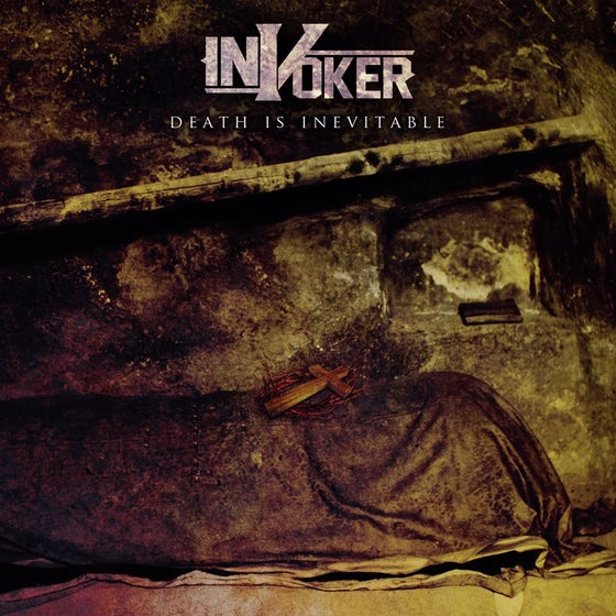 Image of InVoker - Death Is Inevitable physical copy