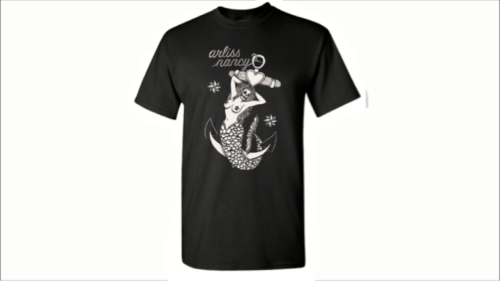 Image of Arliss Nancy Mermaid Shirt