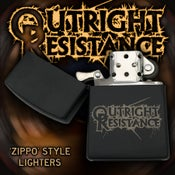 Image of Zippo Styled Lighter