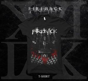 Image of T-shirt Fireback