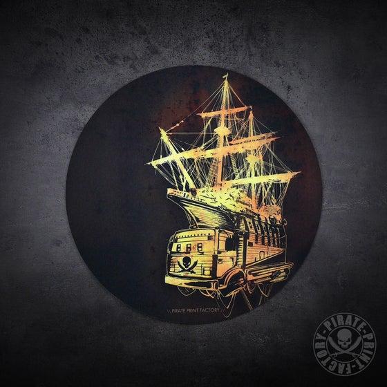 Image of Feutrine Pirate Boat