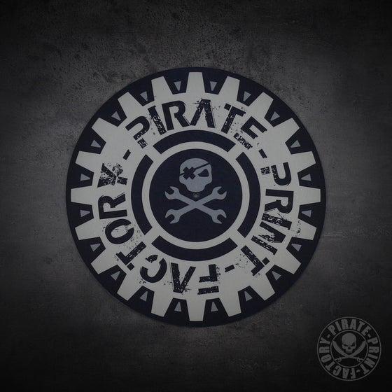 Image of Feutrine Road Stamp Grey