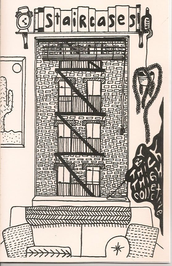 Image of Staircases Zine