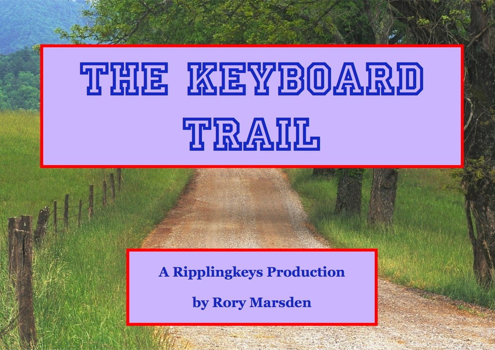 Image of The Keyboard Trail