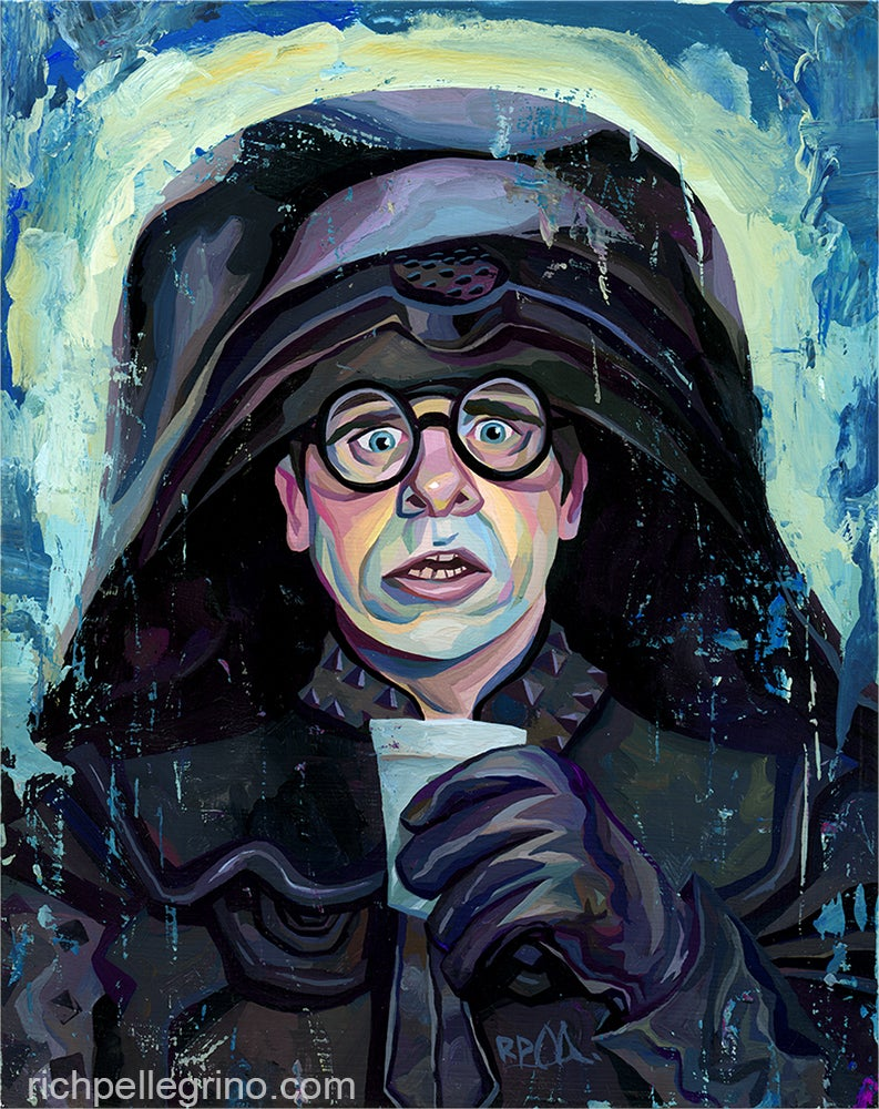 Image of Spaceballs Artist Proof