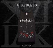 Image of Tank top Fireback