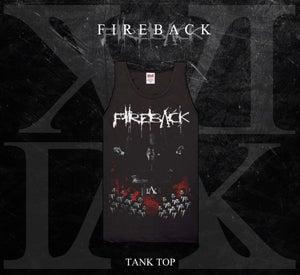 Image of Tank top Fireback
