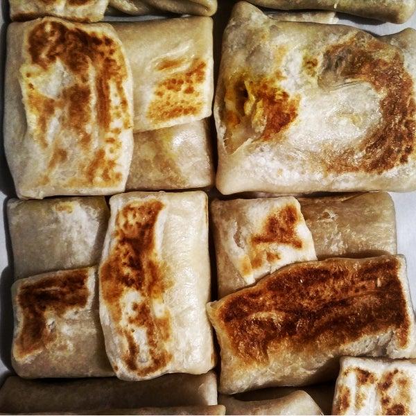 Image of Curry Potato Roti (Wholesale)