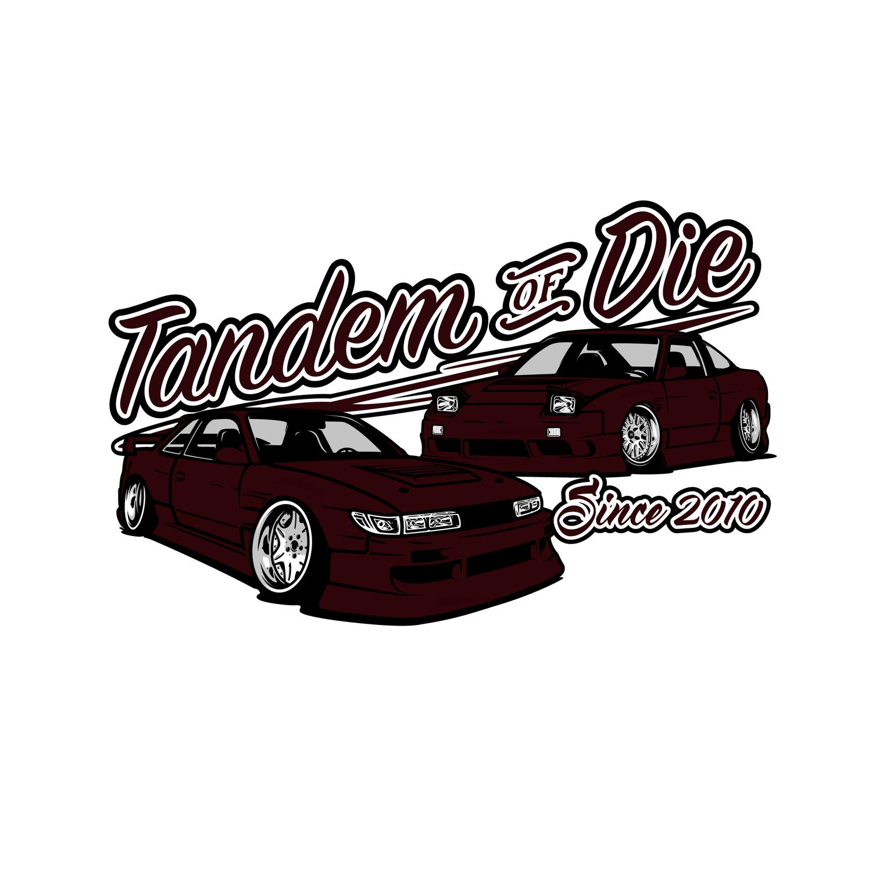 Image of Tandem of Die Baseball tee