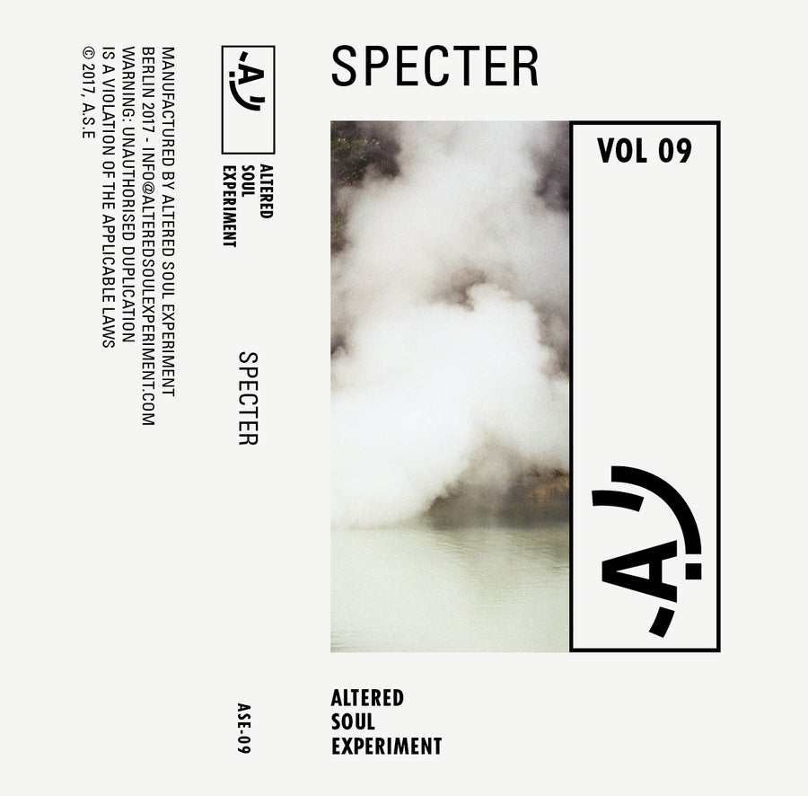 Image of ASE09-CASS MIXED BY SPECTER