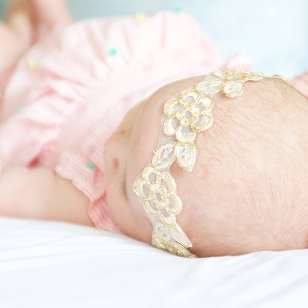 Image of Isabel Lace Headband