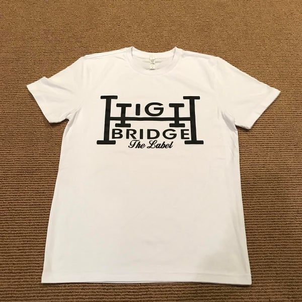 Image of White & Black tee