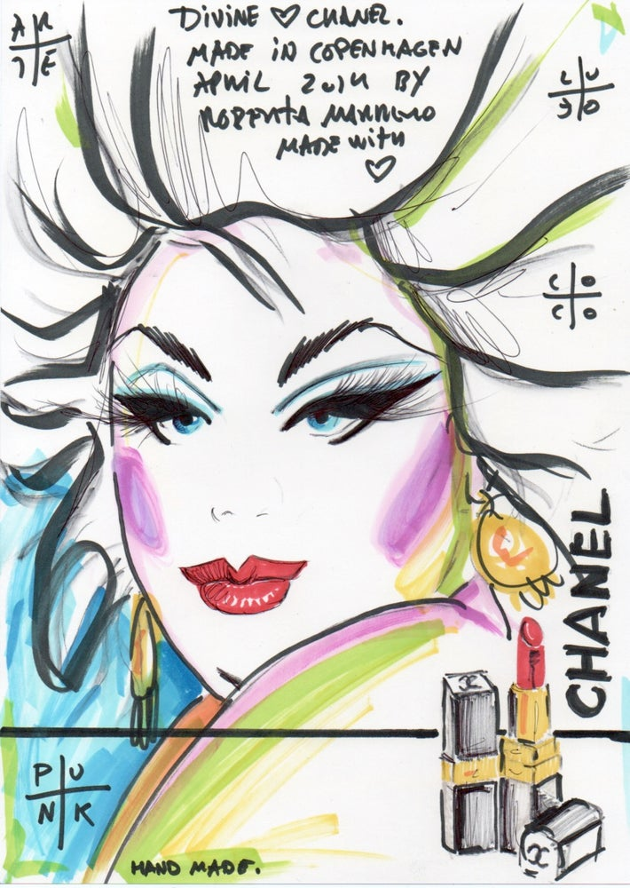 Image of Divine Versus Chanel