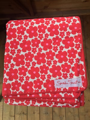 Image of  Red 'Moo' Picnic Blanket
