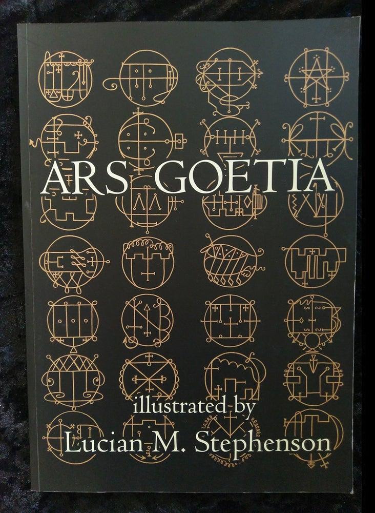 Image of ARS GOETIA (paperback)