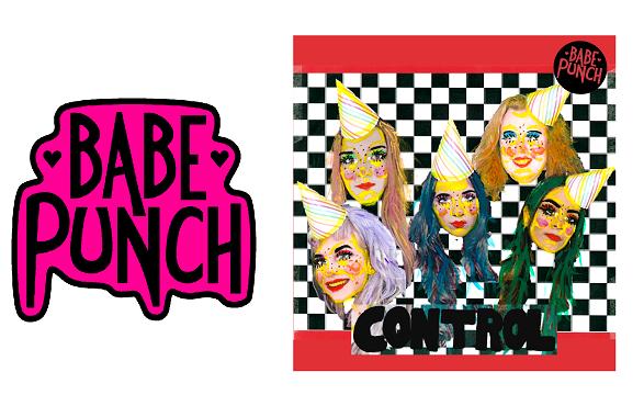 Image of CONTROL Single CD + Sticker