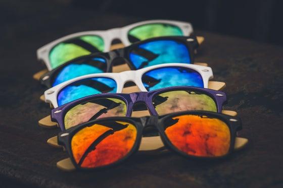 Image of Bamboo BRAAP Sunglasses