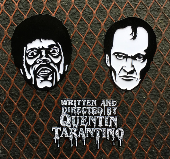 Image of TARANTINO COLLECTION PINS