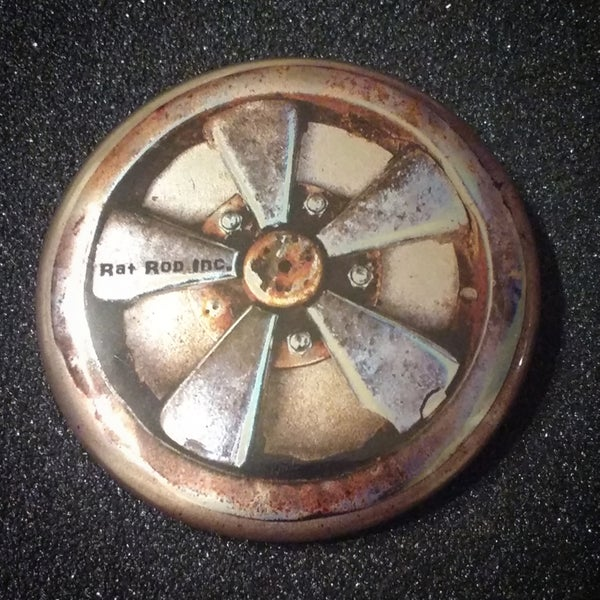 Image of Rat Rod Inc. Button