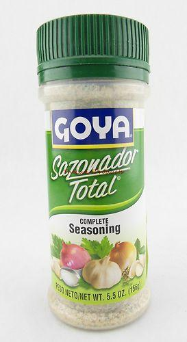 Image of Sazonador Total Goya 11 oz / 3pack