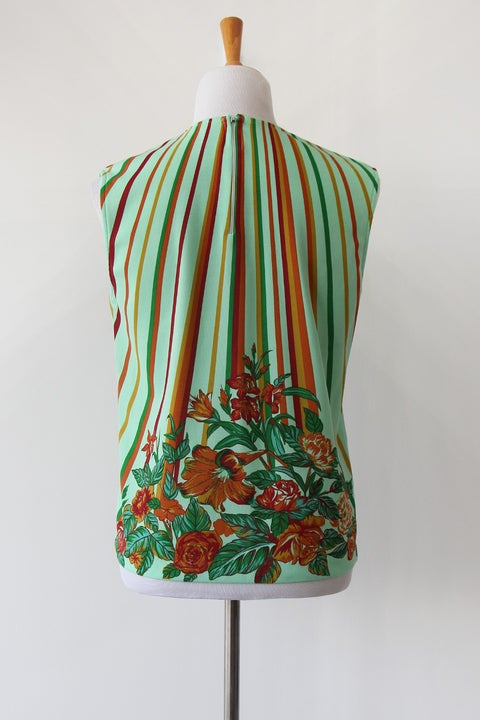 Image of SOLD Rays Of Rainbow Blouse