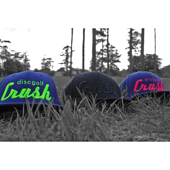 Image of Crush Discgolf FlexFit 110 SnapBack