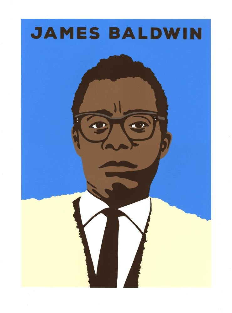 Image of James Baldwin (2017)