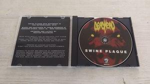 Image of 'Swine Plague' CD - new 2017 album!