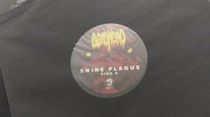 Image of 'Swine Plague' LP - new 2017 album!