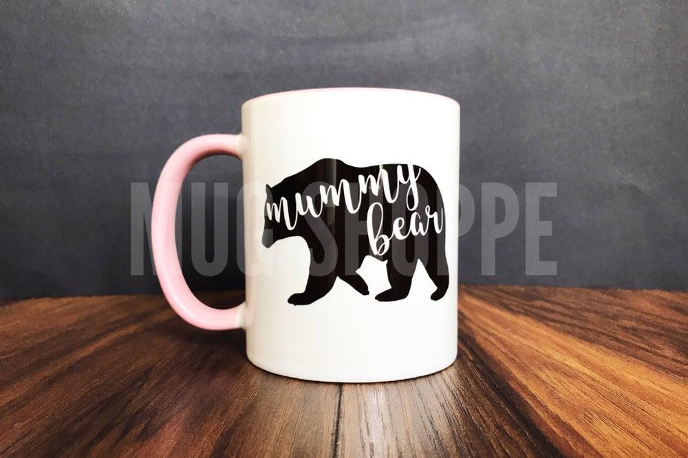 Image of Mummy Bear Mug