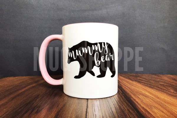 Image of Mummy Bear Mug