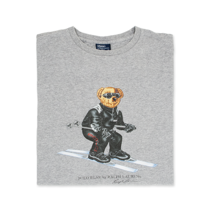 Image of Polo Ralph Lauren Polo Bear Ski T Shirt