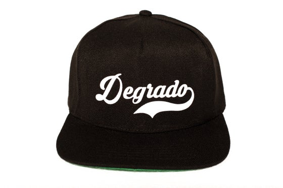 Image of DEGRADO SNAPBACK
