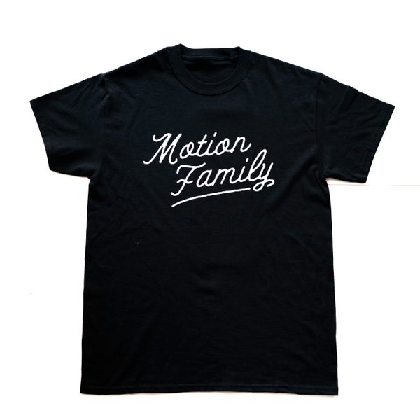 Image of Motion Family T Shirt