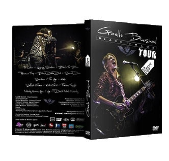 Image of DVD LIVE LA FLECHE D'OR