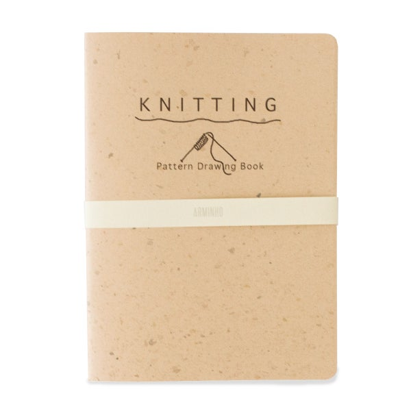 Knitting Pattern Drawing Book - arminho