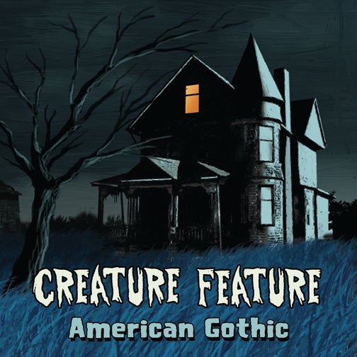 Image of American Gothic CD