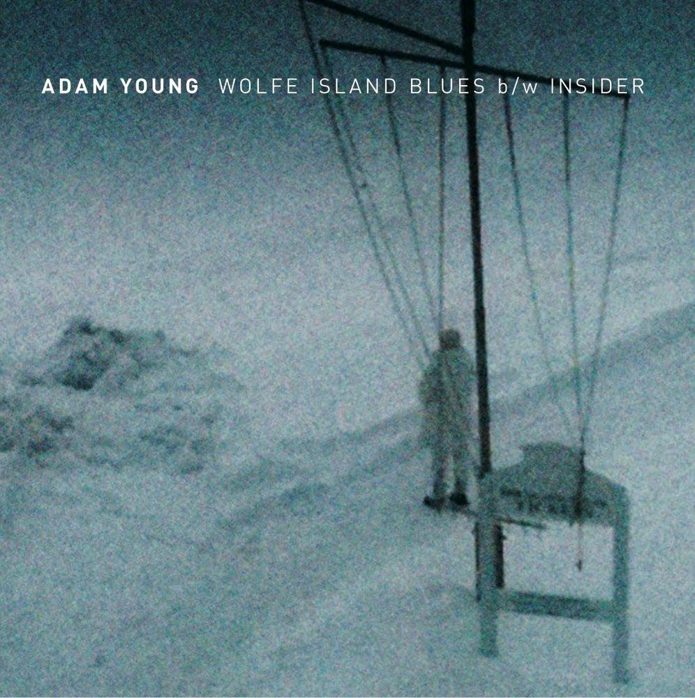 "Image of Wolfe Island Blues b/w Insider 7"" Single"