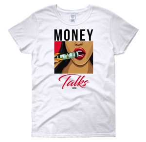 Image of Money Talks (White Shirt)
