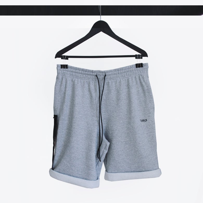 Image of THATBOII SHORTS - GREY