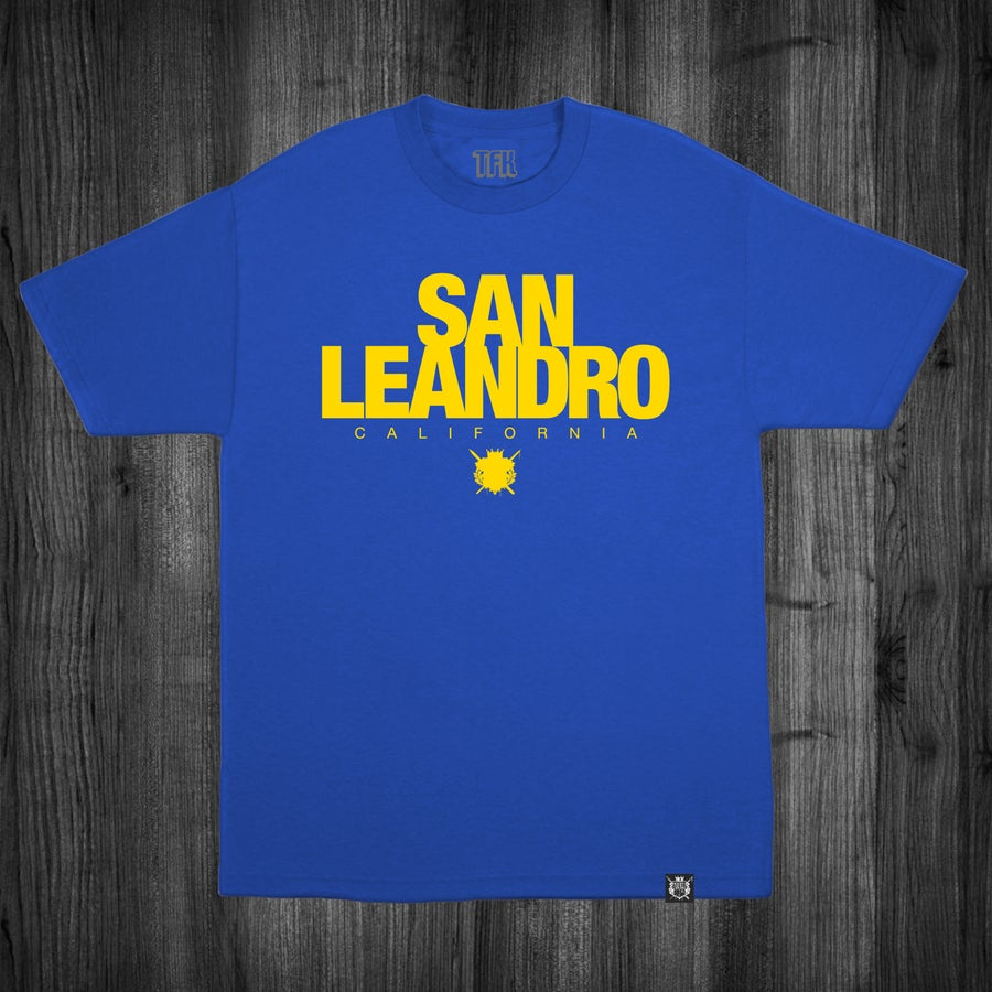 Image of San Leandro (Blue)